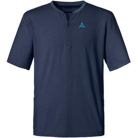 Schöffel Alpe Adria Shirt Men, niebieski